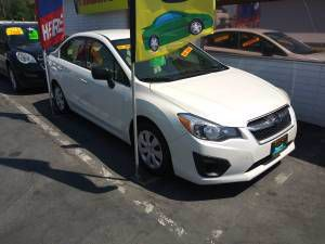 2013 Subaru Impreza Sedan for Sale in Oakdale, CA