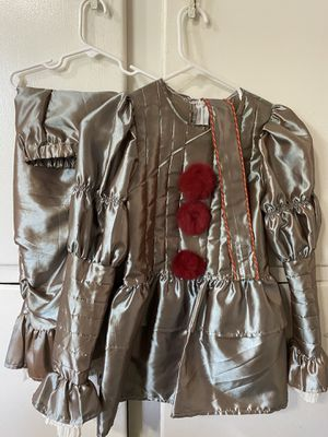 Pennywise Costume for kids for Sale in Houston, TX