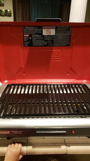 Coleman camp grill for Sale in West Haven, CT