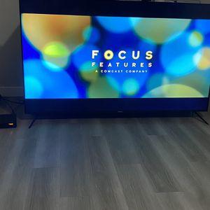65in Smart 4k Tv Brand New In Box Remote talk into for Sale in Phoenix, AZ