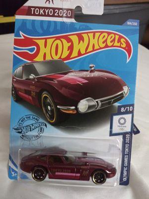 2020 Tokyo Olympics hotwheel for Sale in Wichita, KS
