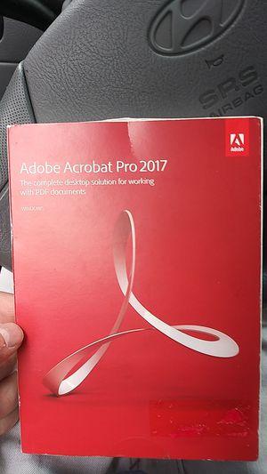 ADOBE Acrobat pro for Sale in Bellevue, WA