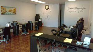 Nail salon furniture equipment. Manicure Nail tables, Pedicure massage chairs for Sale in Virginia Beach, VA