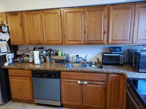 Kitchen cabinets and granite countertop for sale for Sale in Pompano Beach, FL