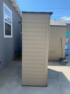 Rubbermaid storage shed for Sale in Los Angeles, CA