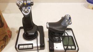 Saitek x52 flight control system for Sale in Henderson, NV