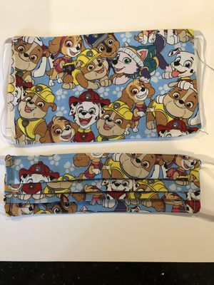 Kids clothes face masks for Sale in Hammonton, NJ