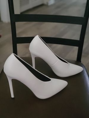 White heels for Sale in Tampa, FL