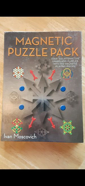 Magnetic Puzzle Pack for Sale in Pasadena, CA