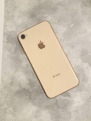 IPhone 8 64gb unlocked warranty for Sale in Malden, MA