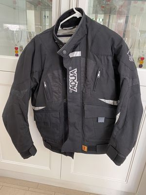 Motorcycle jacket, Frank Thomas, like new, small for Sale in Las Vegas, NV