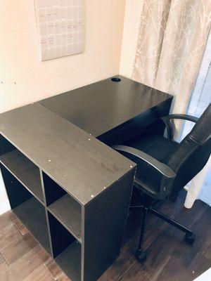 Desk, bookcase and desk for $40 for Sale in Kirkland, WA