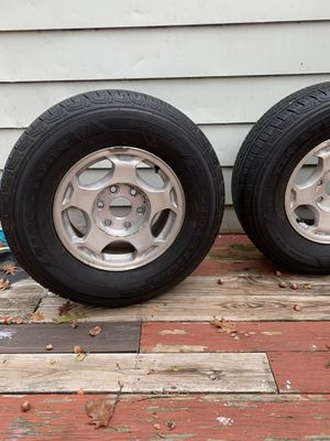 Tires for truck for Sale in Germantown, MD