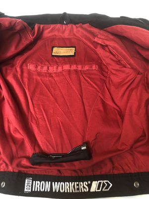 Woman's Large Motorcycle Jacket/Iron Workers/CycleGear for Sale in Torrance, CA