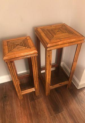 Wooden Nesting tables for Sale in Philadelphia, PA