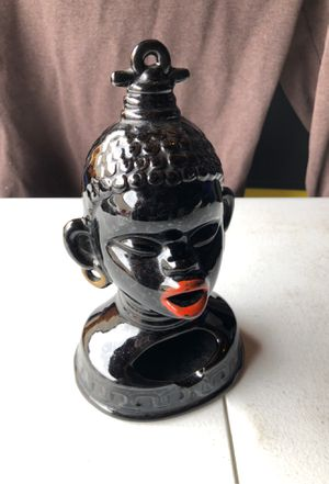 Japanese incense burner ceramic 8 inch tall for Sale in Manassas, VA