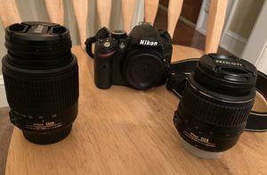 Nikon D3200 for Sale in Dallas, GA