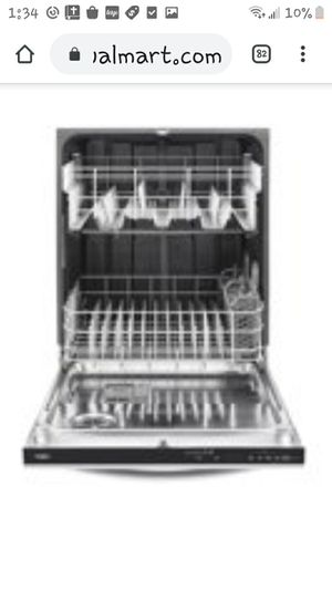 Whirlpool Top-Control Dishwasher - Gold series Stainless Steel for Sale in Mobile, AL