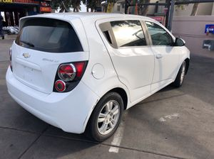 2013 Chevy sonic only 25k miles ! Car smells new for Sale in Chula Vista, CA