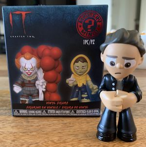 $1 or Trade for Georgie Stan IT Chapter 2 Funko Mystery Minis for Sale in Diamond Bar, CA