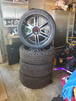24 inch rims for Sale in FL, US