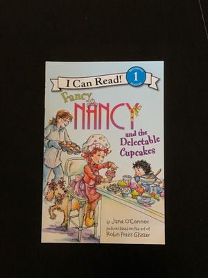 Fancy Nancy and the delectable cupcakes book for Sale in Hoffman Estates, IL