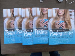 Bible study books of Psalms 101-150 for Sale in Baywood-Los Osos, CA