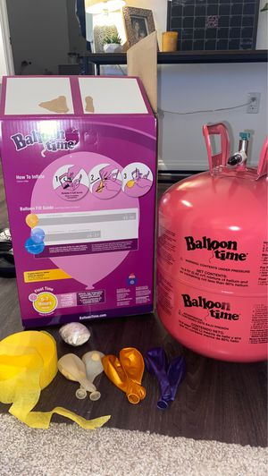 Helium tank for Sale in Anaheim, CA