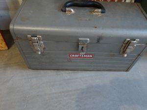 Vintage Craftsman tool box for Sale in Avondale, AZ