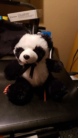 Stuffed Panda Bear for Sale in Laguna Hills, CA