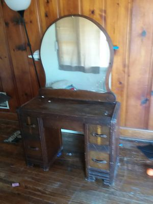 Antique desk dovetail for Sale in Durham, NC