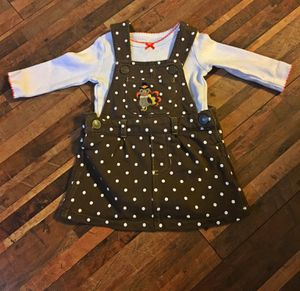 Thanksgiving dress 3 months for Sale in Peyton, CO