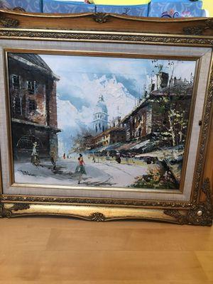 Oil painting for Sale in St. Petersburg, FL