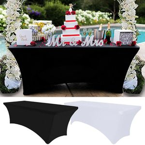 Folding Table Cover Spandex black . for Sale in Norcross, GA