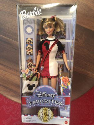 Brand New Vintage 1994 Barbie Disney Favorites Theme Park Exclusive for Sale in Bothell, WA