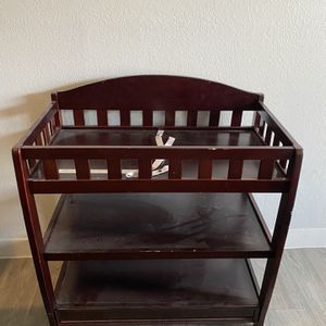 Changing Table For Baby 3 Layers (brown) for Sale in Chandler, AZ