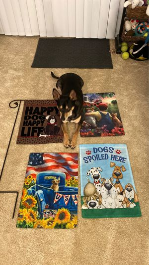 Dog flags for home for Sale in Irvine, CA