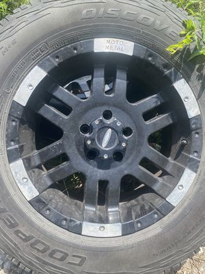 Wheels and tires for Sale in Princeton, TX