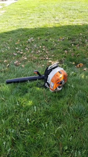BR450 Backpack Gas Blower for Sale in Puyallup, WA