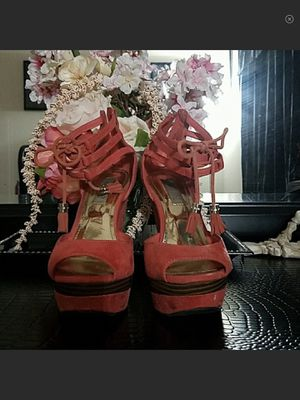 Wedge heels size 6 for Sale in Fremont, CA