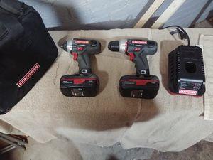 Craftsman drill driver combo for Sale in Mansfield, IL