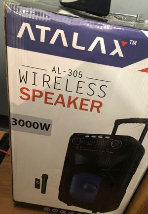 3000 Watt speaker for Sale in Manassas, VA