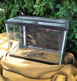 20 Gallon Aquarium Set for Sale in Lincoln, MA