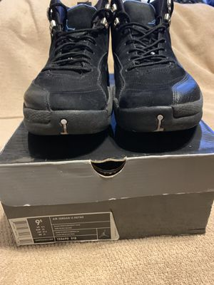 USED JORDAN 11 & 12 SHOES FOR MEN sizes 9.5 for Sale in Chicago, IL