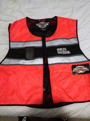 Harley Davison Safety Vest for Sale in Alexandria, VA