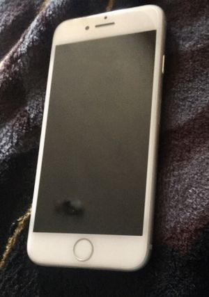 Silver locked iPhone 7 for Sale in San Diego, CA