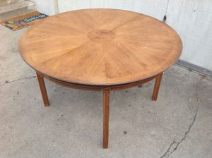 Mid Century Vintage Dining Kitchen Table for Sale in San Diego, CA
