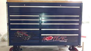 Matco Monster Truck Edition Rollaway Toolbox for Sale in Detroit, MI