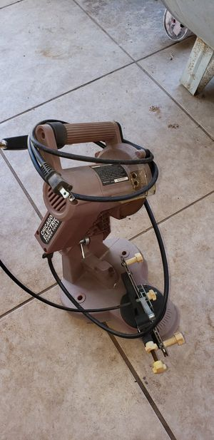 Chicago electric chainsaw sharpener for Sale in Avondale, AZ
