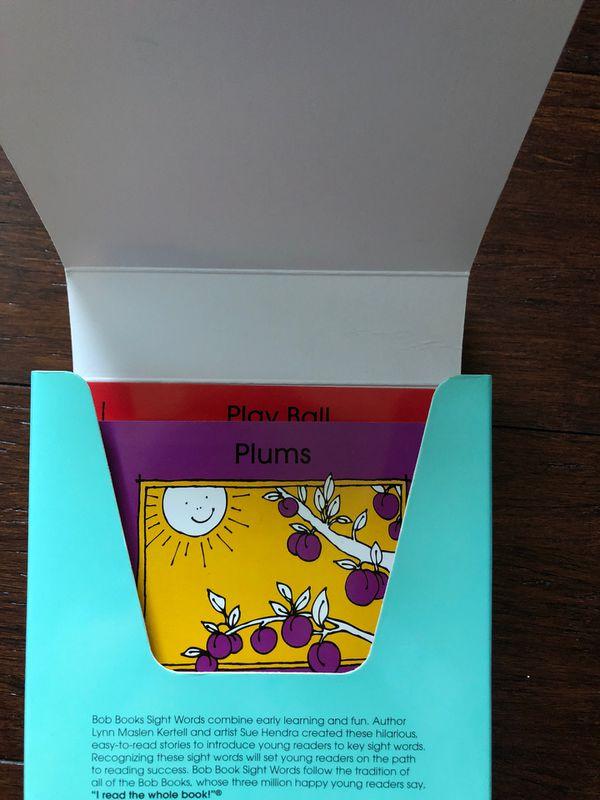 Bob Books - Set 1, Set 2, and First Grade
